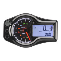 Acewell Digital Sports/Track Bike Speedometer with Analogue Tacho to 9000rpm