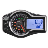 Acewell Digital Sports Road Bike Speedometer with Analogue Tacho to 15000rpm