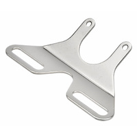 Stainless Steel Mounting Bracket for Triple Clamps