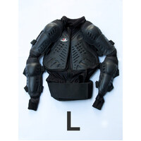 Motocross Body Armour Motorcycle Armor Jacket L to M