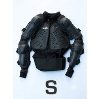 Motocross Body Armour Bike Motorcycle Armor Jacket S