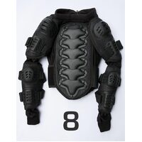 Child Kids Motocross Dirt Bike BMX Body Armour Size 8