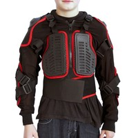 Child Kids Dirt Bike Motocross Skate Snowboard BMX Body Armour 16