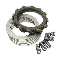 Tusk Clutch Kit with Heavy Duty Springs CRF450R 04-08, CRF450X 05-09, 12-17