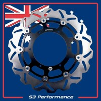 Oversize Motard Wave Disc Brake Rotor KTM Supermotard