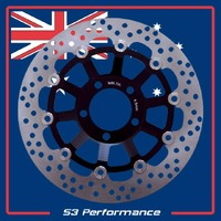 Disc Rotor Front Floating GSX750F 600F SV650 Bandit 600 ROUND