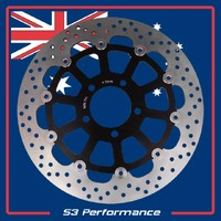 Disc Rotor Front Floating GSXR1000 01-02 750 ROUND