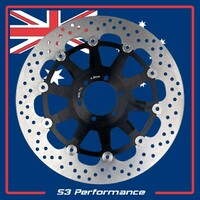 Disc Rotor Front Floating Ducati 750 916 996 Monster RSV1000 ROUND