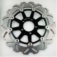 Disc Rotor Front Floating Kawasaki ZX-12R ZX1200 Z1000