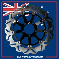 Front Floating Disc Brake Rotor ZX6R ZX600 ZX9R