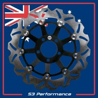 Front Floating Disc Brake Rotor ZX9 ZX6 ZZR250