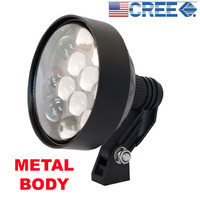 Lightforce style LED Driving Lamp BROAD Beam Roo Light Spotties 4x4 Offroad