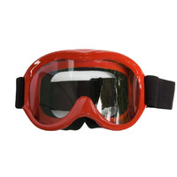 Kids Child Dirt Bike Motorcycle Motocross Goggles - Red
