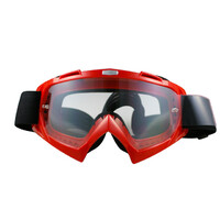 Adult Viper Goggles - Red. Motorbike, Motocross, Snowboarding, Ski