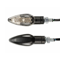 Shark LED Motorcycle Motorbike LED Indicators for Sports Bikes