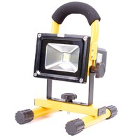 Portable 10W LED Work Light With Rechargeable Lithium Battery