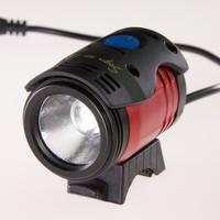 Xeccon Sogn 1100 Lumen Helmet Handlebar mount LED bike light