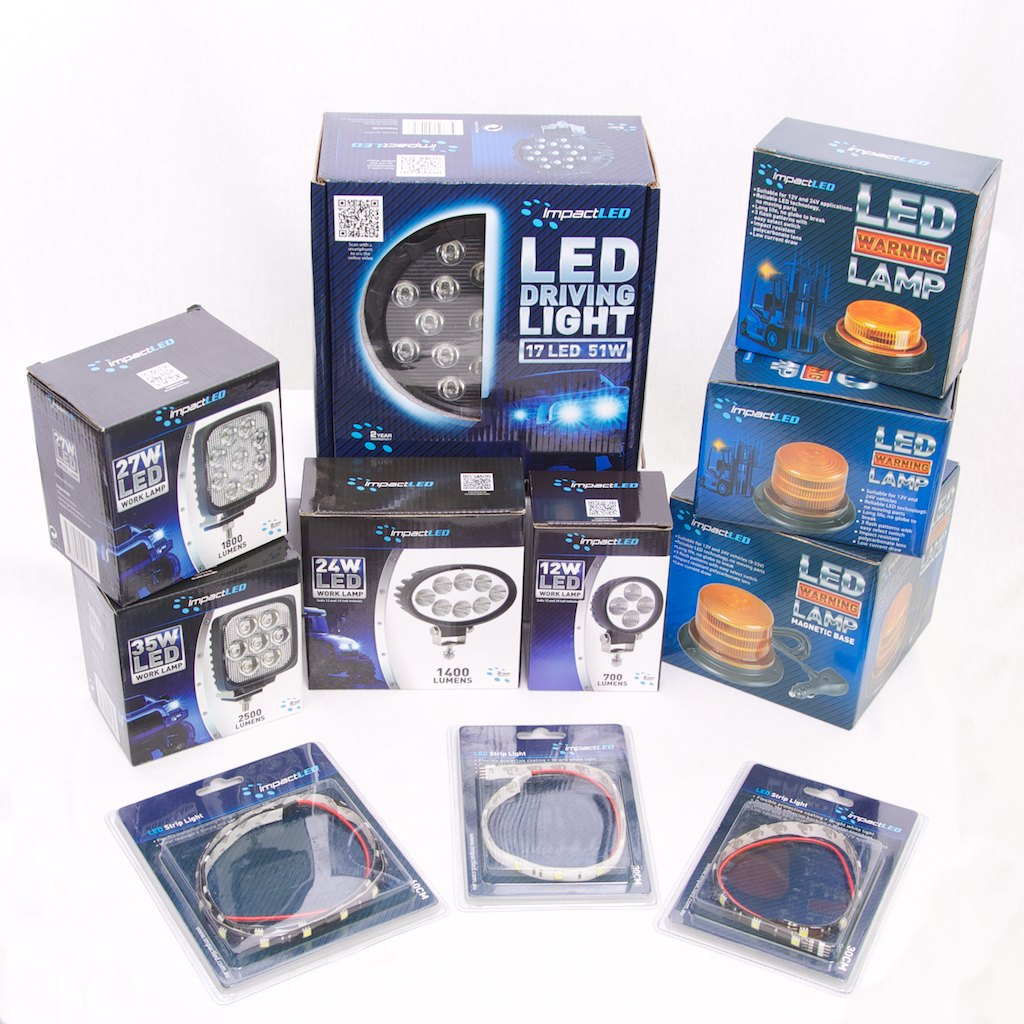 Car and Truck LED lighting
