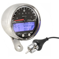 Acewell 4553 Digital Speedo With Tacho & Gearbox Speed Sensor for BMW R2V Twin Cylinder Bikes