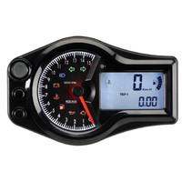 Acewell Digital Sports/Track Bike Speedometer with Analogue Tacho to 15000rpm