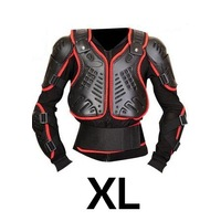 Motocross Body Armour Full Armor Jacket Bike Gear XL