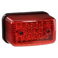 Rectangular Stop/Tail/Licence Plate lamp with ECE and ADR approval