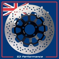 Disc Rotor Front Floating Bandit 1200 RF900 GS500 ROUND