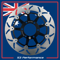Disc Brake Rotor Front Triumph Speed Triple T509 97-01