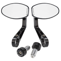 Bar End Mirrors CNC Yamaha MT-01 FZ1 N FZ8 N FZ6 N XJ6N