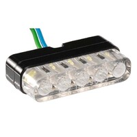 12V LED Licence Plate Lamp for Motorcycles