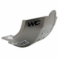 Works Connection Titan Skid Plate for YAMAHA YZ250F 14–16 and YZ450F 14–16