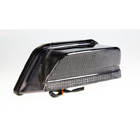 Smoked tail light for Kawasaki ZRX 1200R
