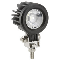 10W CREE LED Work Light Lamp Flood Beam 4x4 Rock Light 600 Lumen