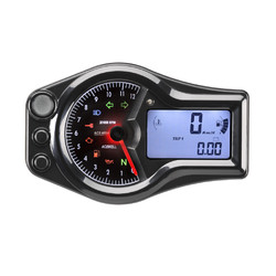 Acewell Digital Sports/Track Bike Speedometer with Analogue Tacho to 12000rpm