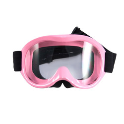 Kids Child Dirt Bike Motorcycle Motocross Goggles Pink